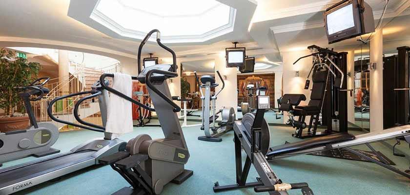 Hotel Tirolerhof, Zell am See, Austria - gym.jpg